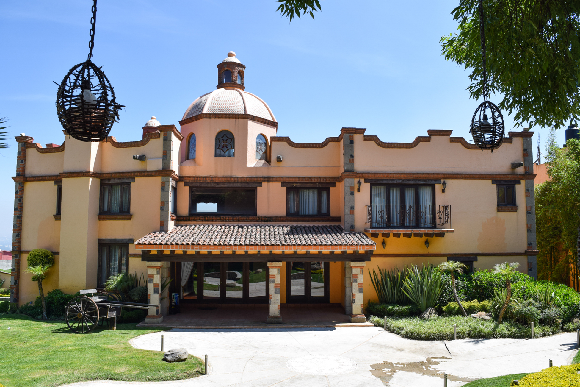 Lugares bonitos para bodas en la Ciudad de México