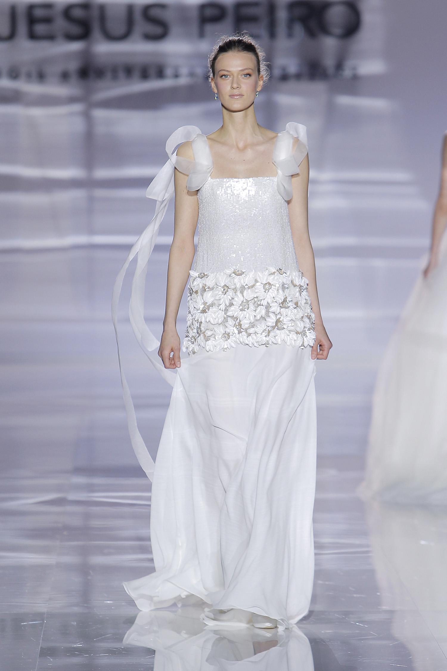 Vestidos de novia Jesus Peiró 2019