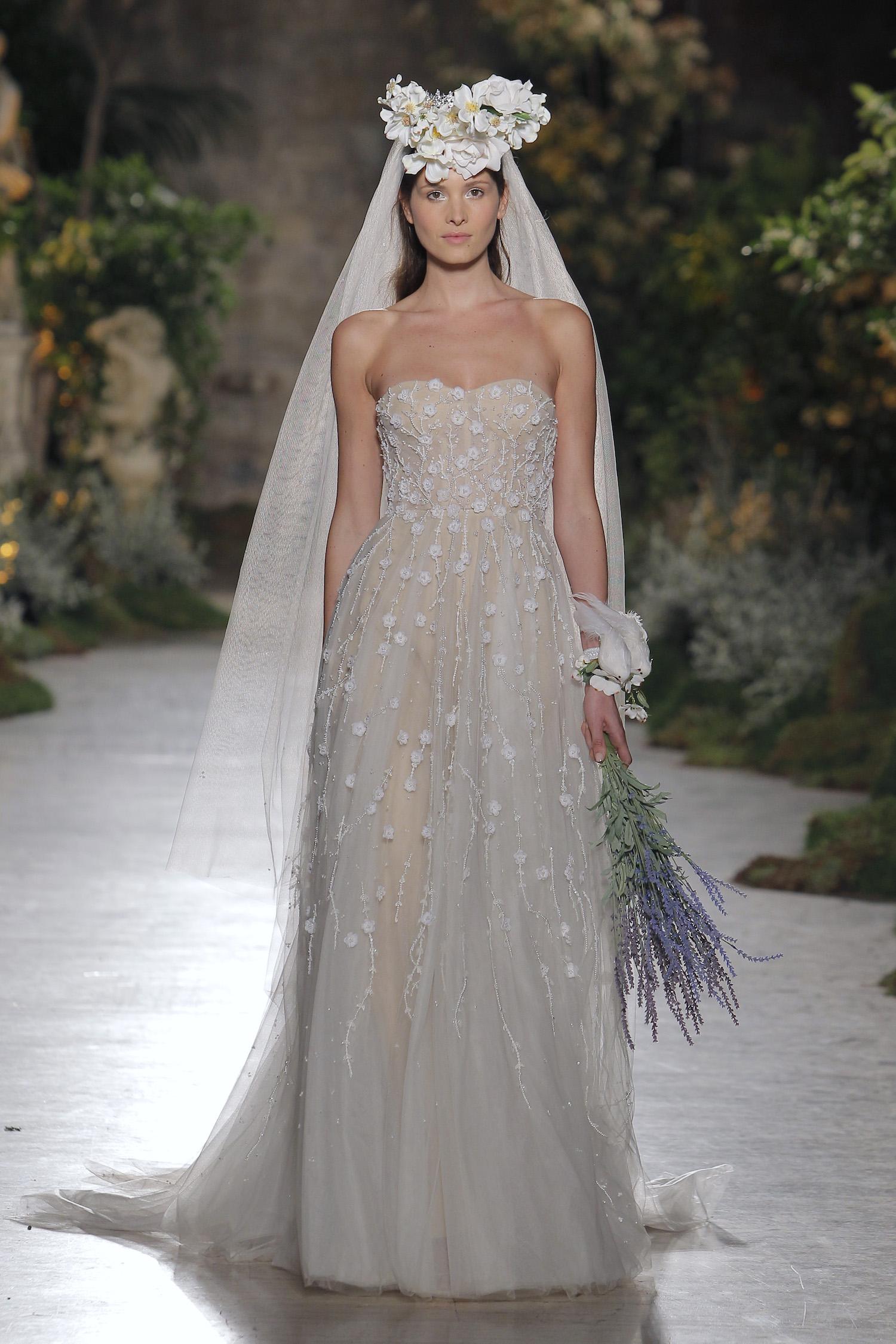 Vestidos de novia Reem Acra 2019