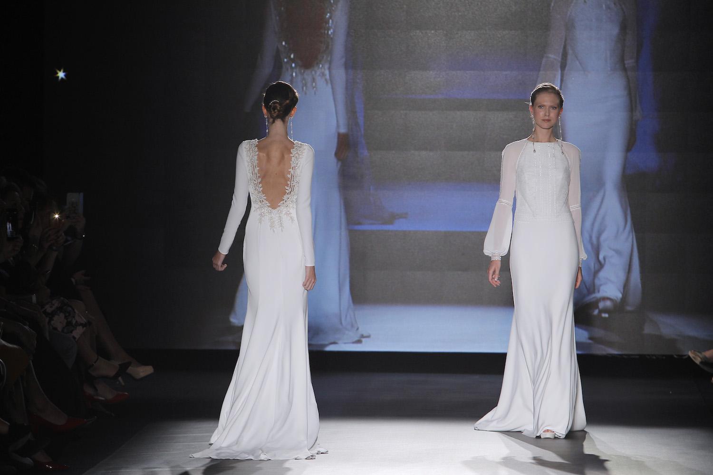 Vestidos de novia Rosa Clará 2019