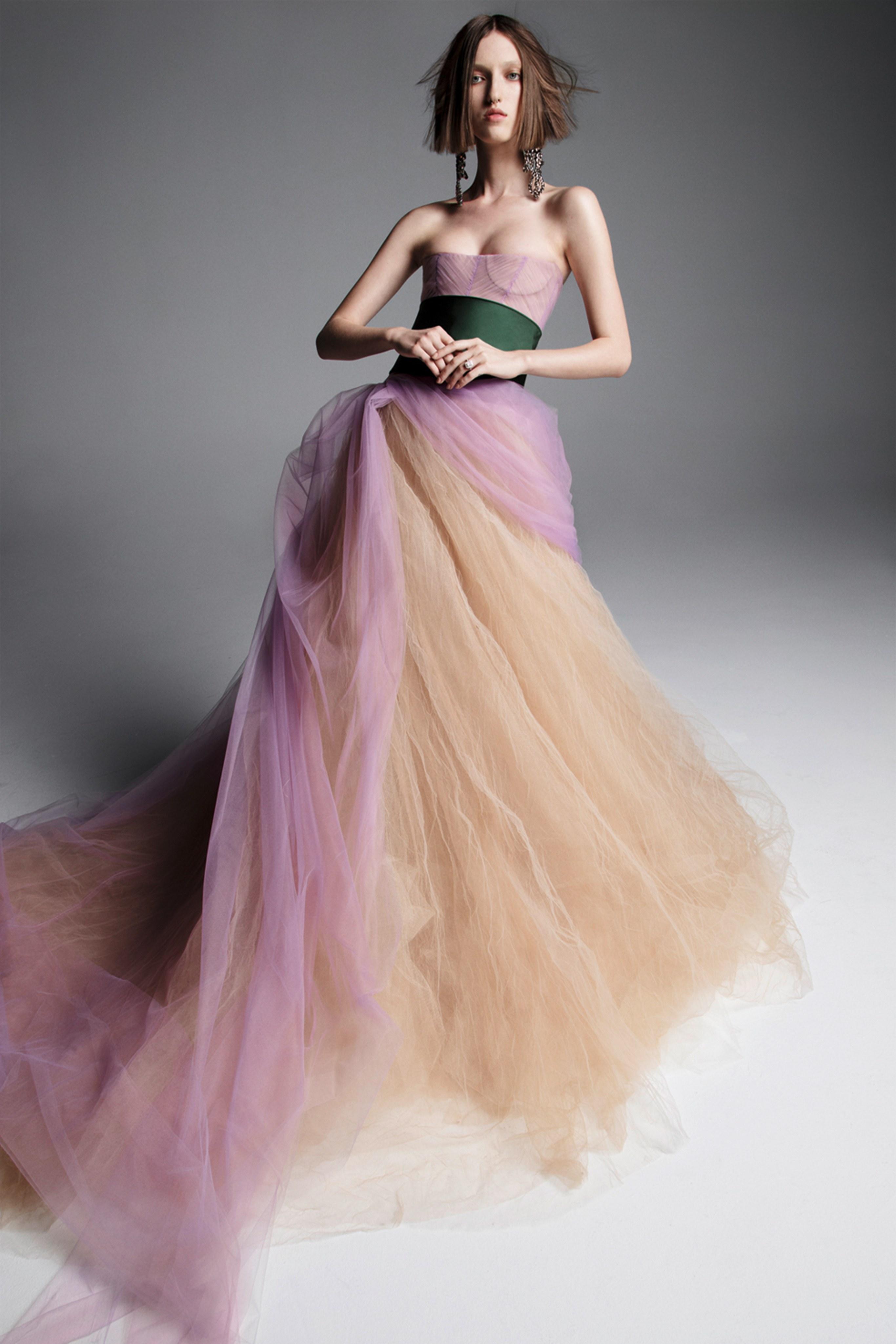 Vestidos de novia Vera Wang 2019