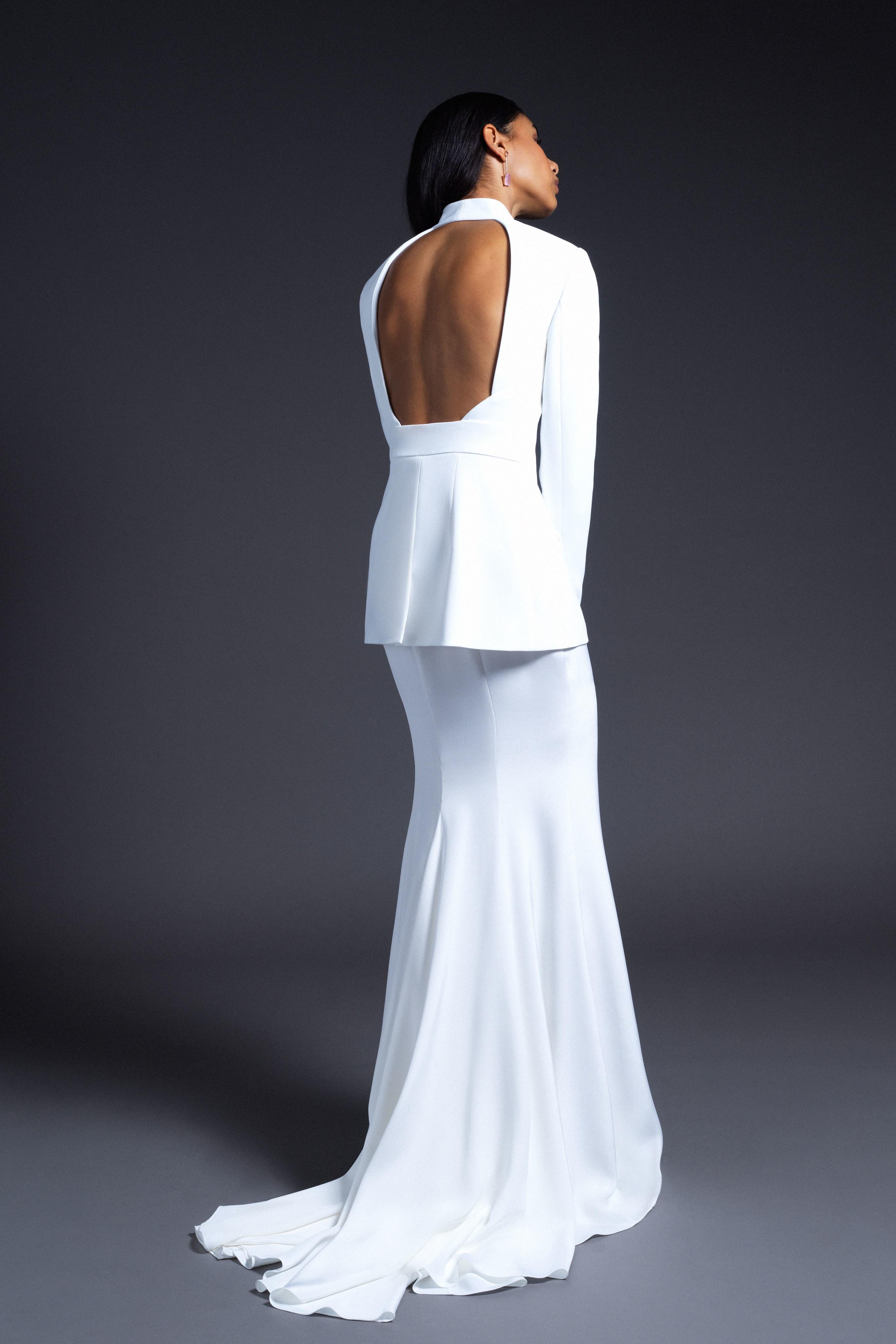 Vestidos de novia Cushnie otoño 2019