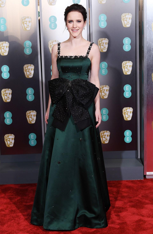 Premios BAFTA 2019 Red Carpet