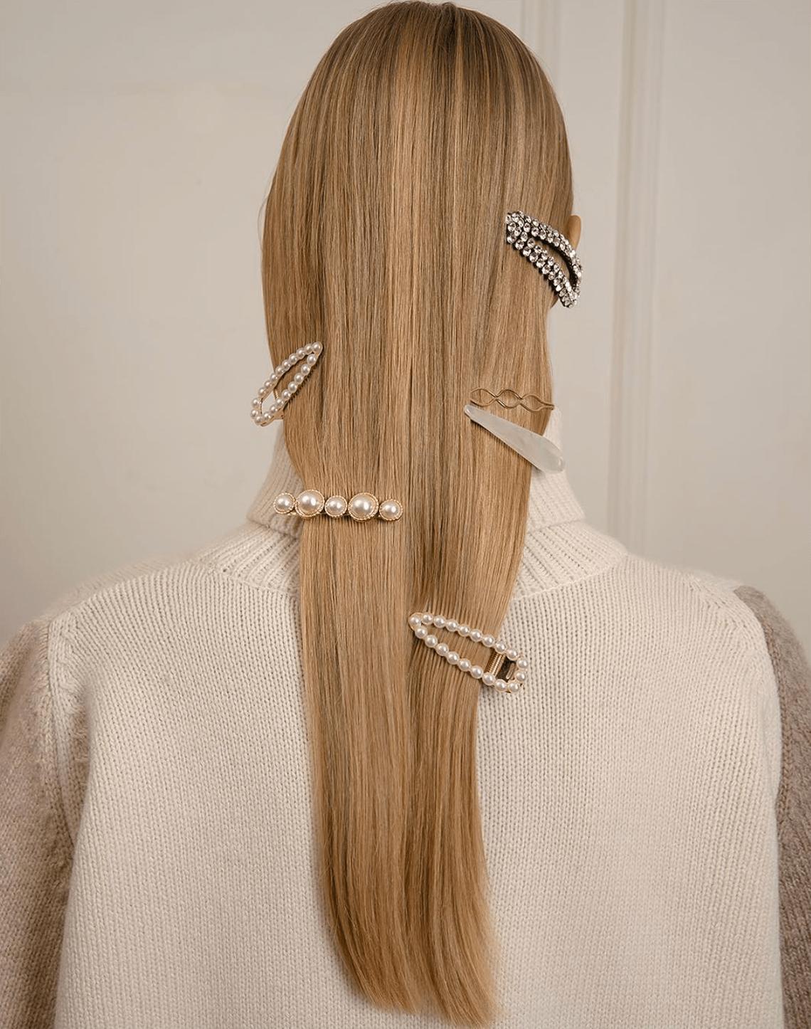 Broches de cabello para novia