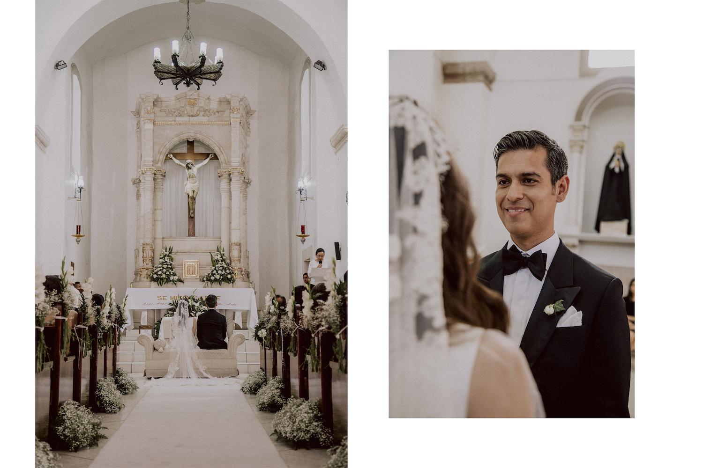 Una boda romántica y muy elegante