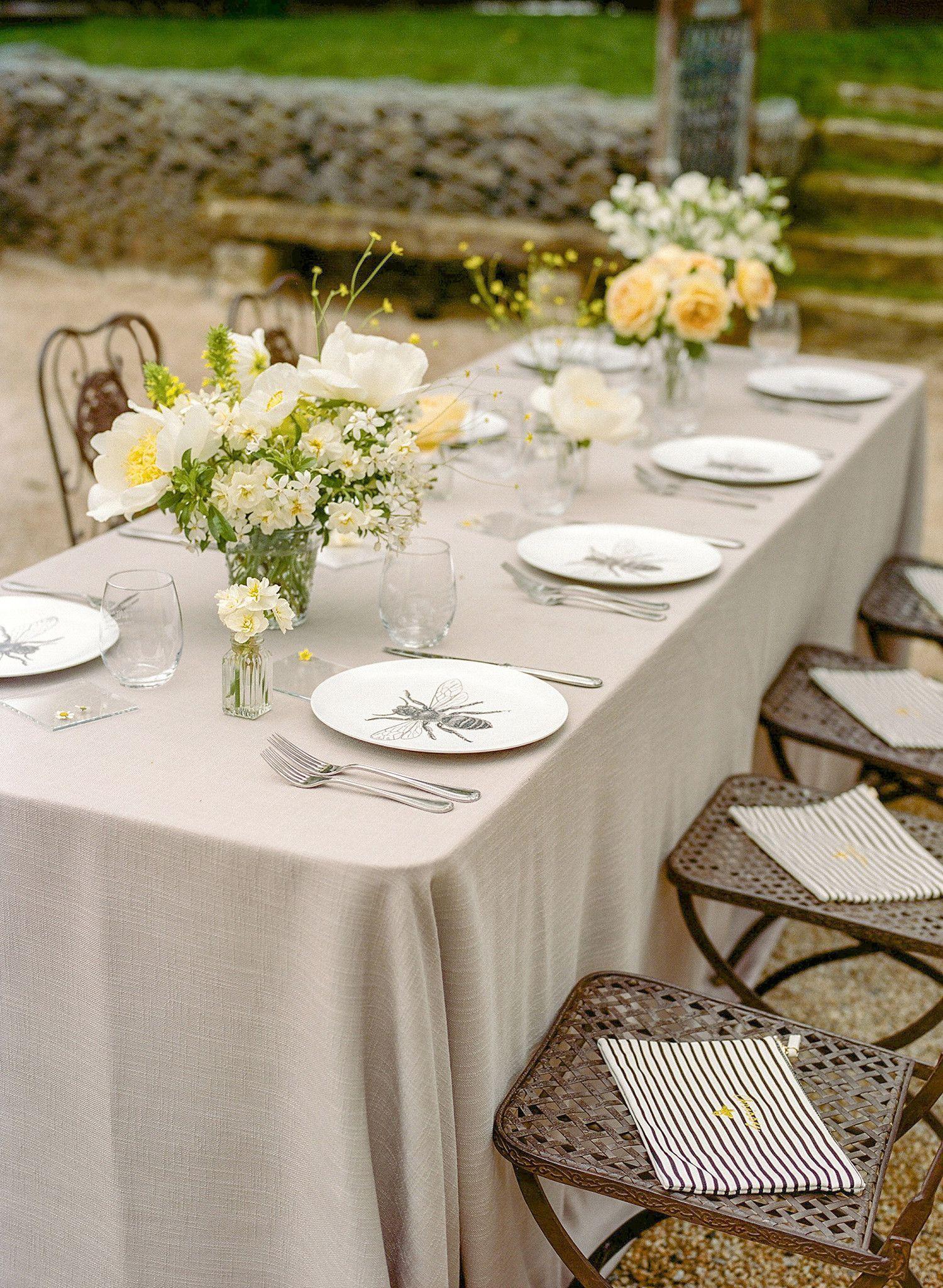 Ideas diferentes para una boda en primavera