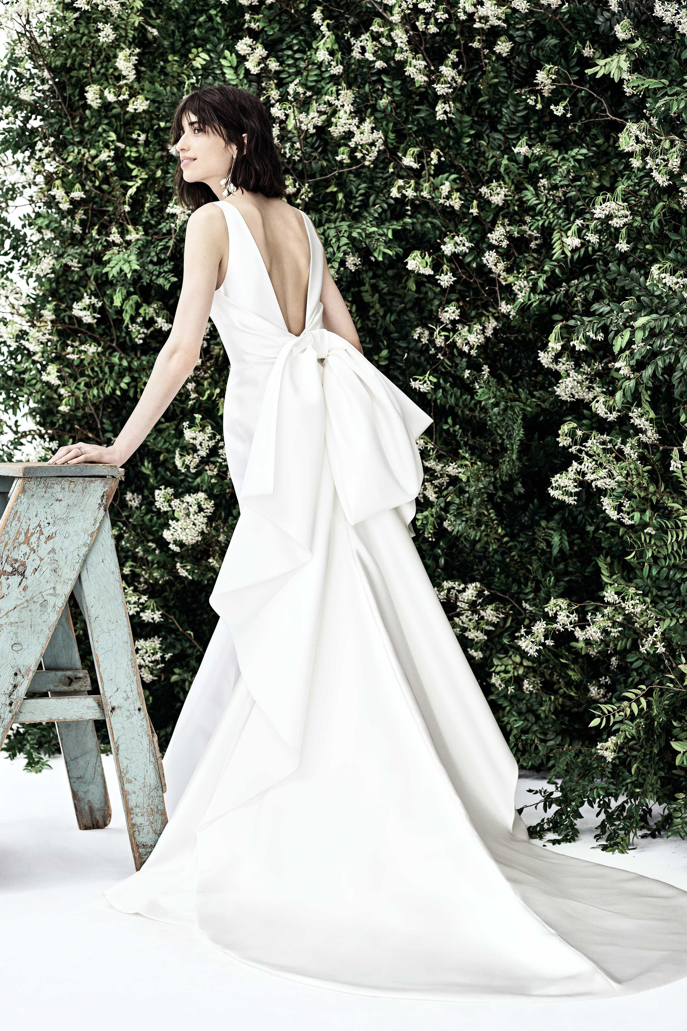 Vestidos de novia Carolina Herrera 2020