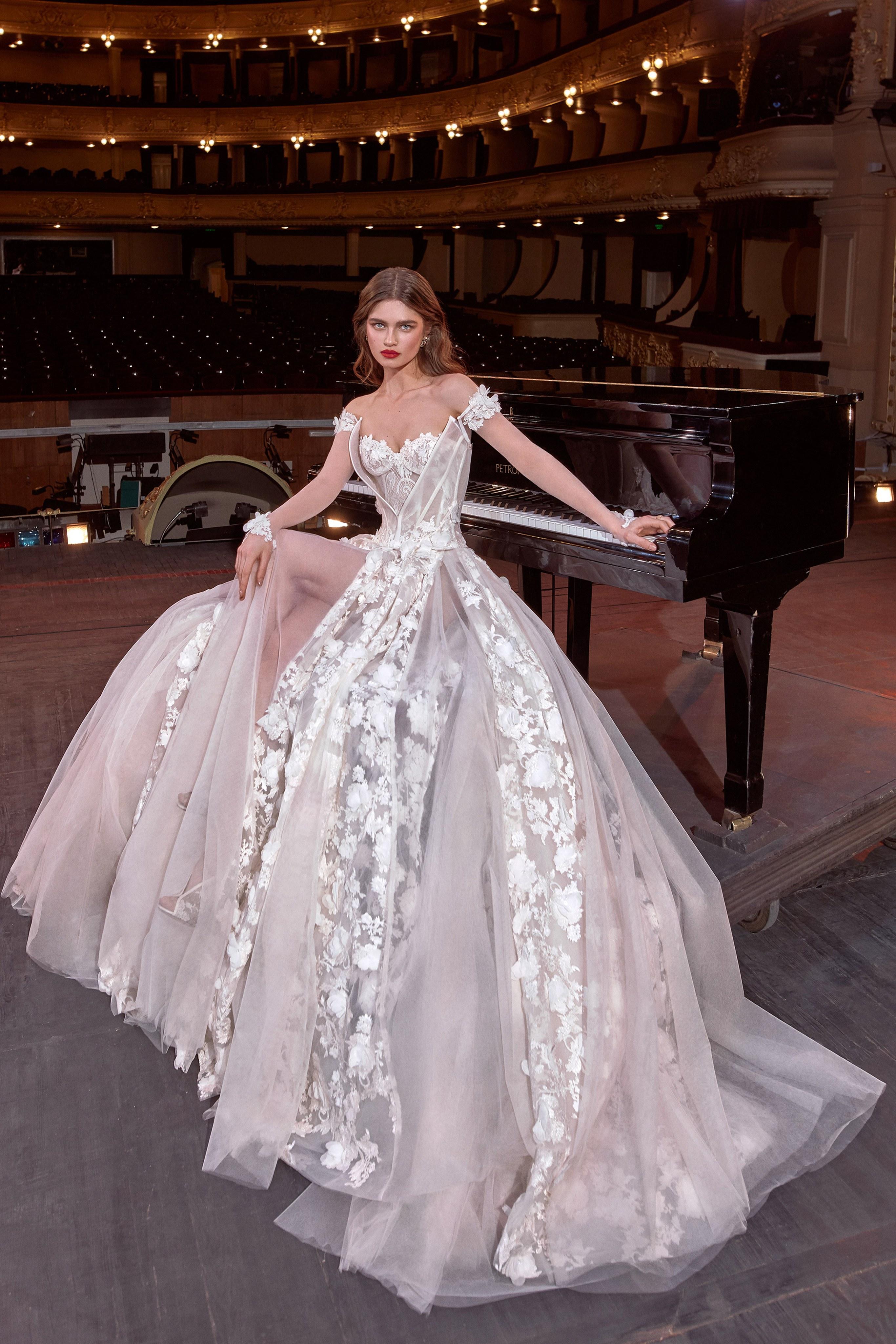 Vestidos de novia Galia Lahav 2020