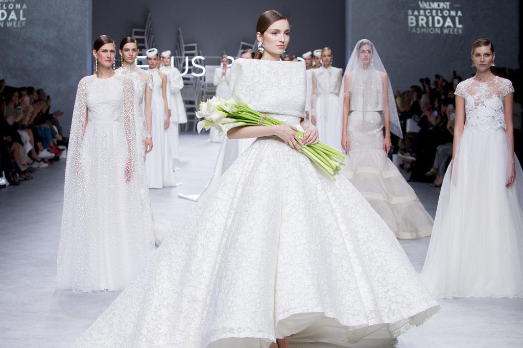 Vestidos de novia Jesús Peiró 2020