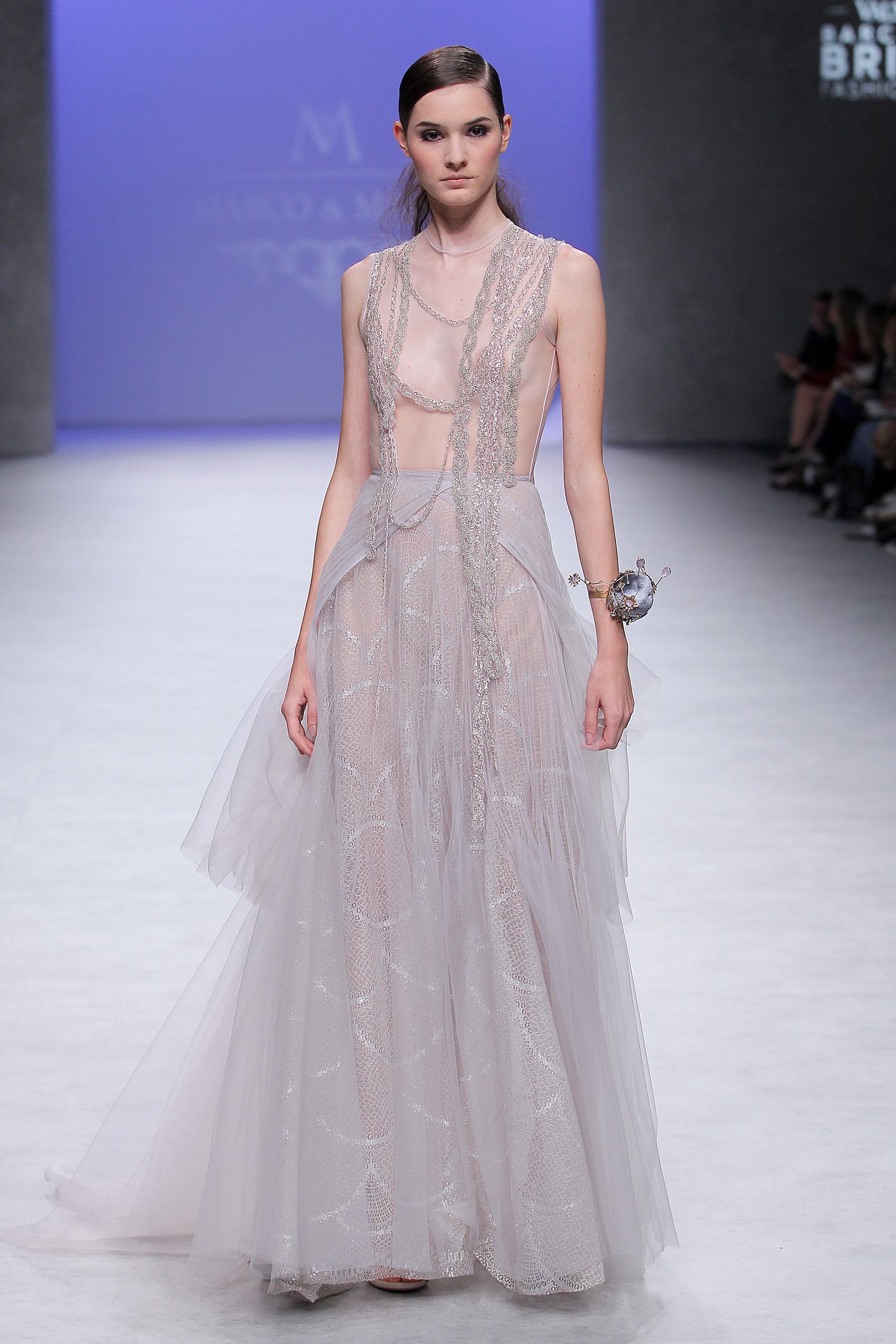 Vestidos de novia Marco & María 2020