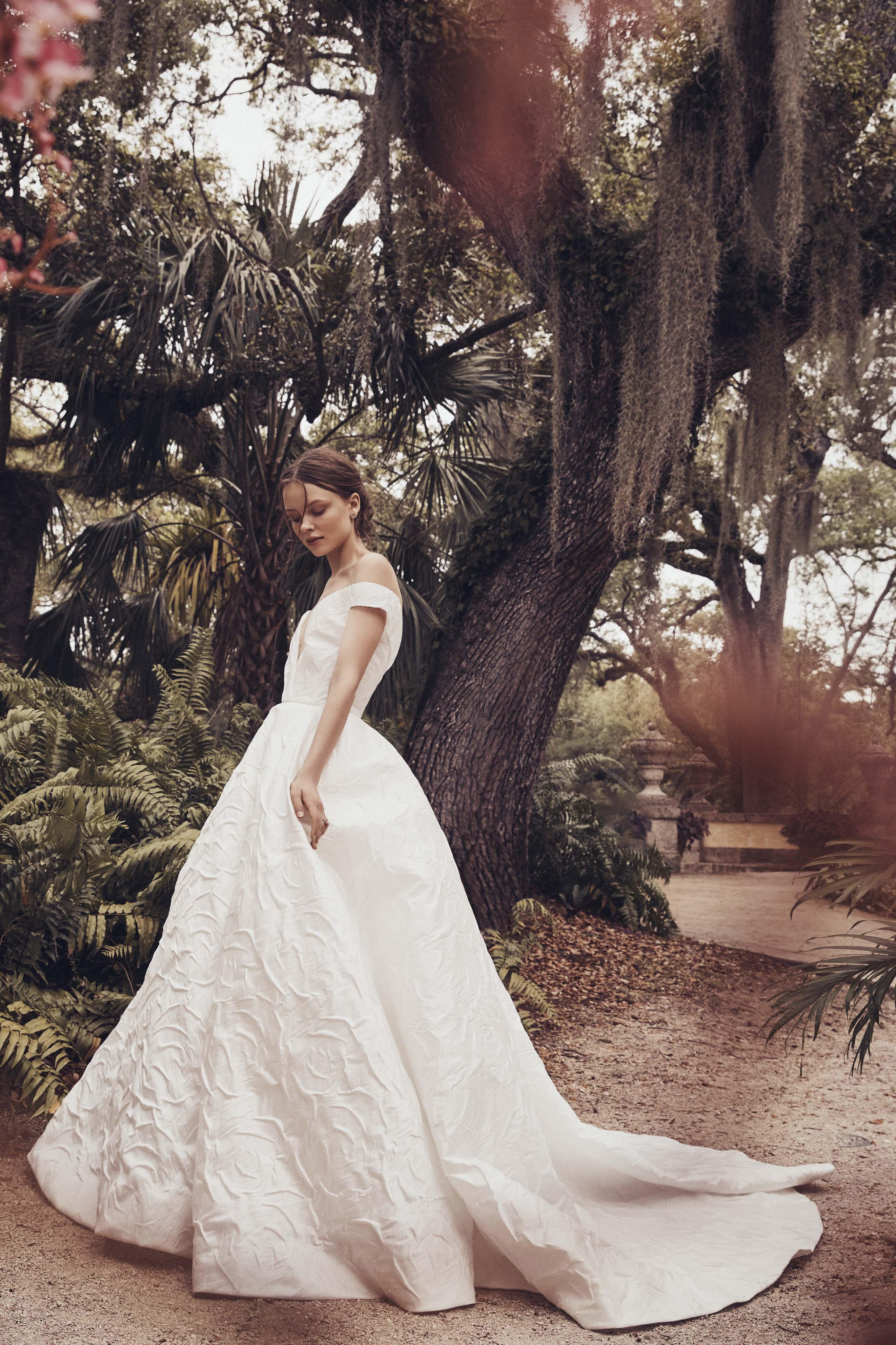 Vestidos de novia Monique Lhuillier 2020
