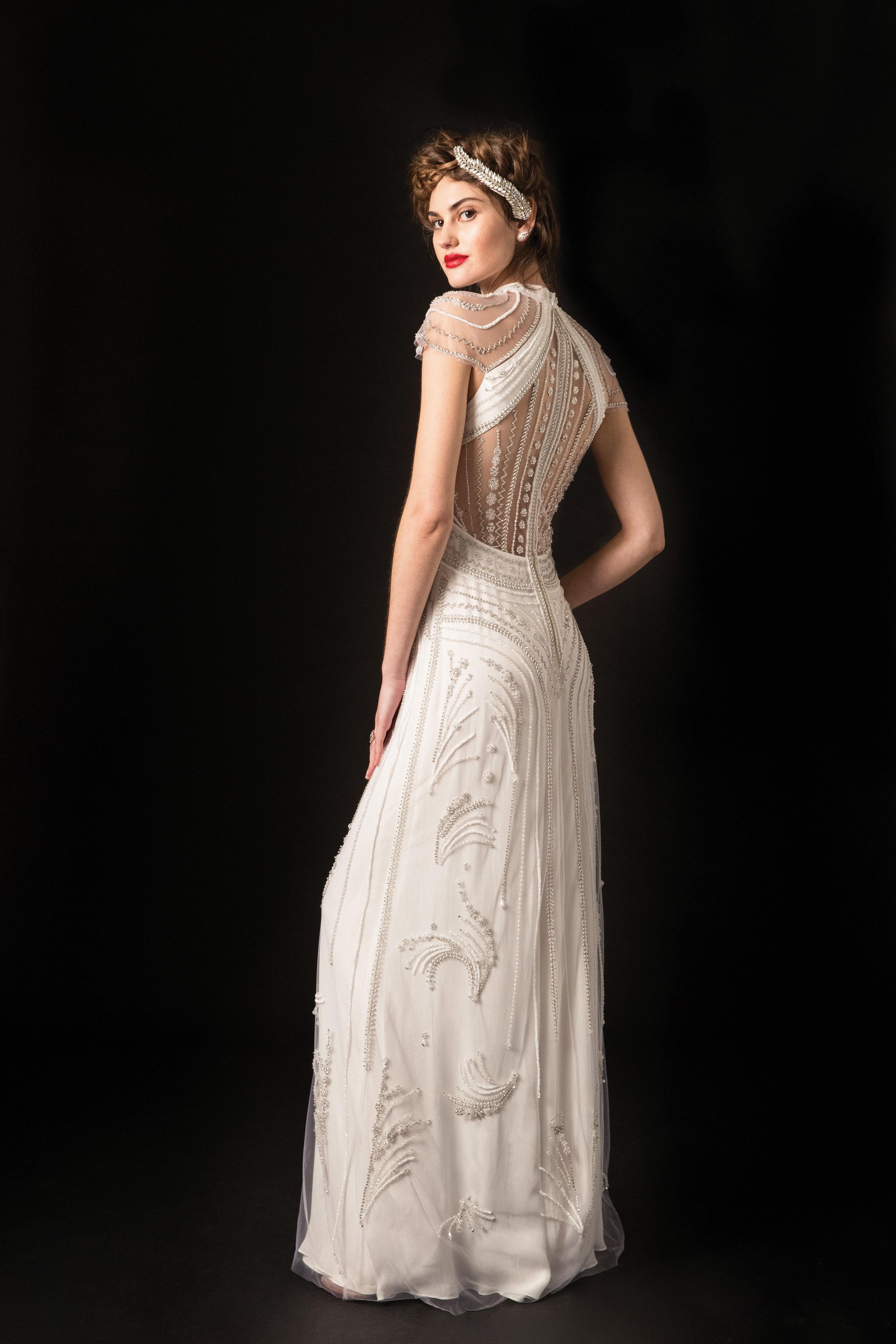 Vestidos de novia Temperley London 2020