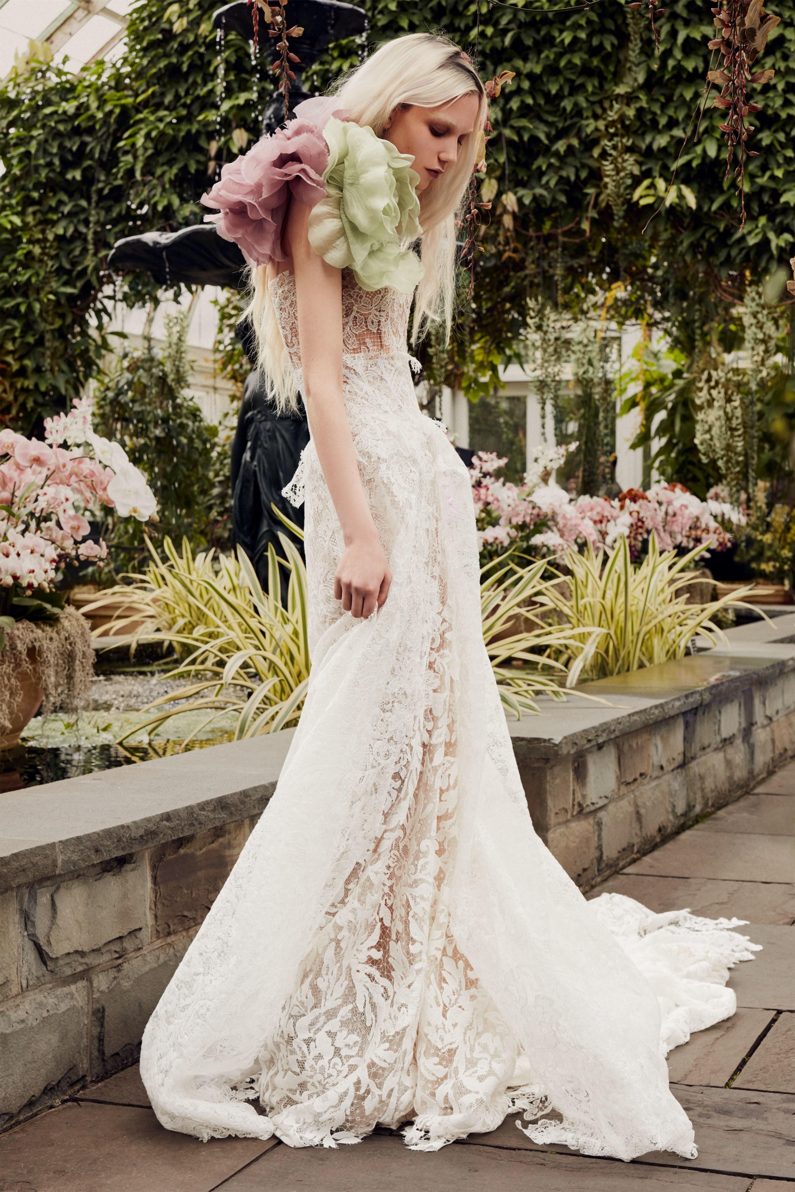 Vestidos de novia Vera Wang 2020