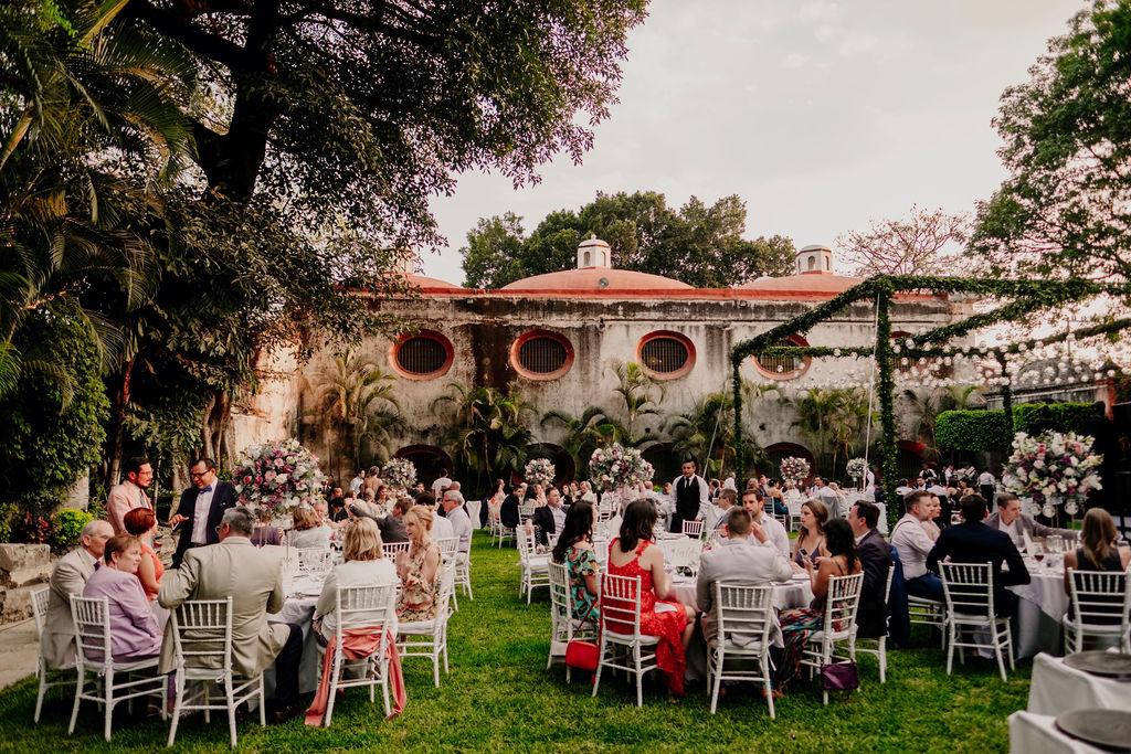 Boda en Hacienda de Cortés