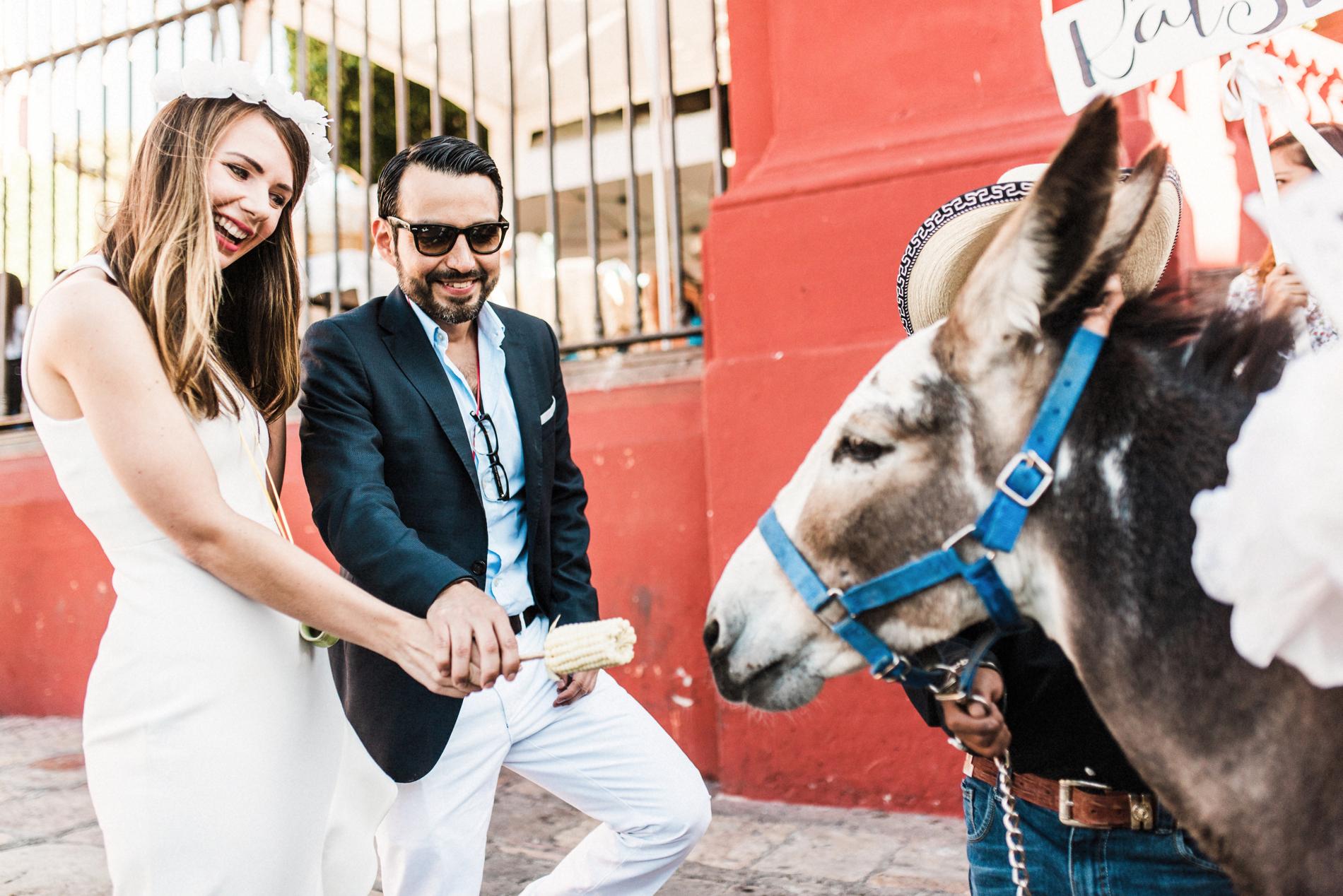 Boda en Casa Chorro San Miguel de Allende