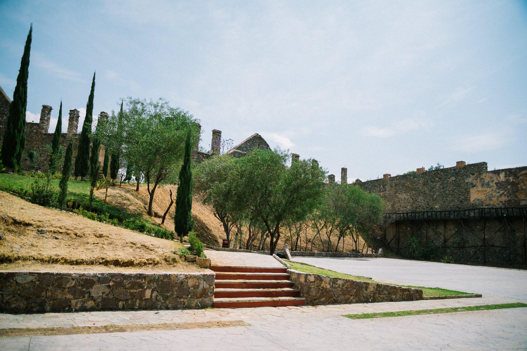 Mina de Guadalupe lugar para bodas