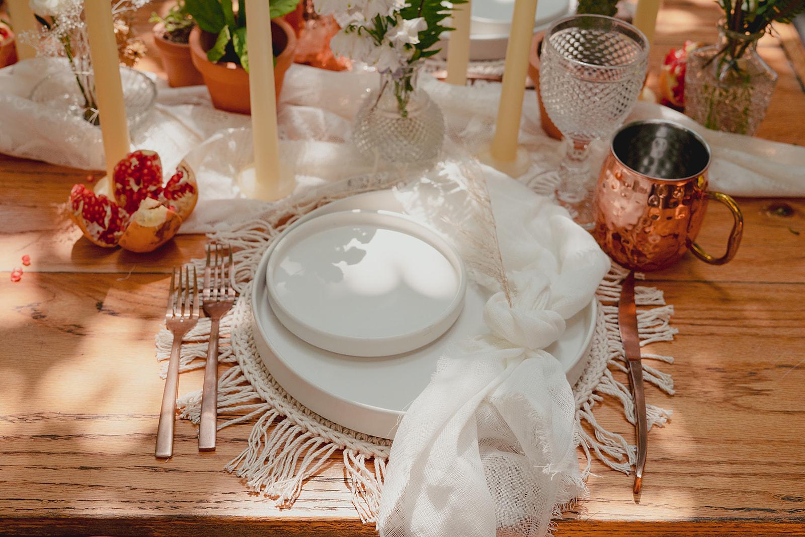 Ideas para decorar tu boda con estilo mexicano