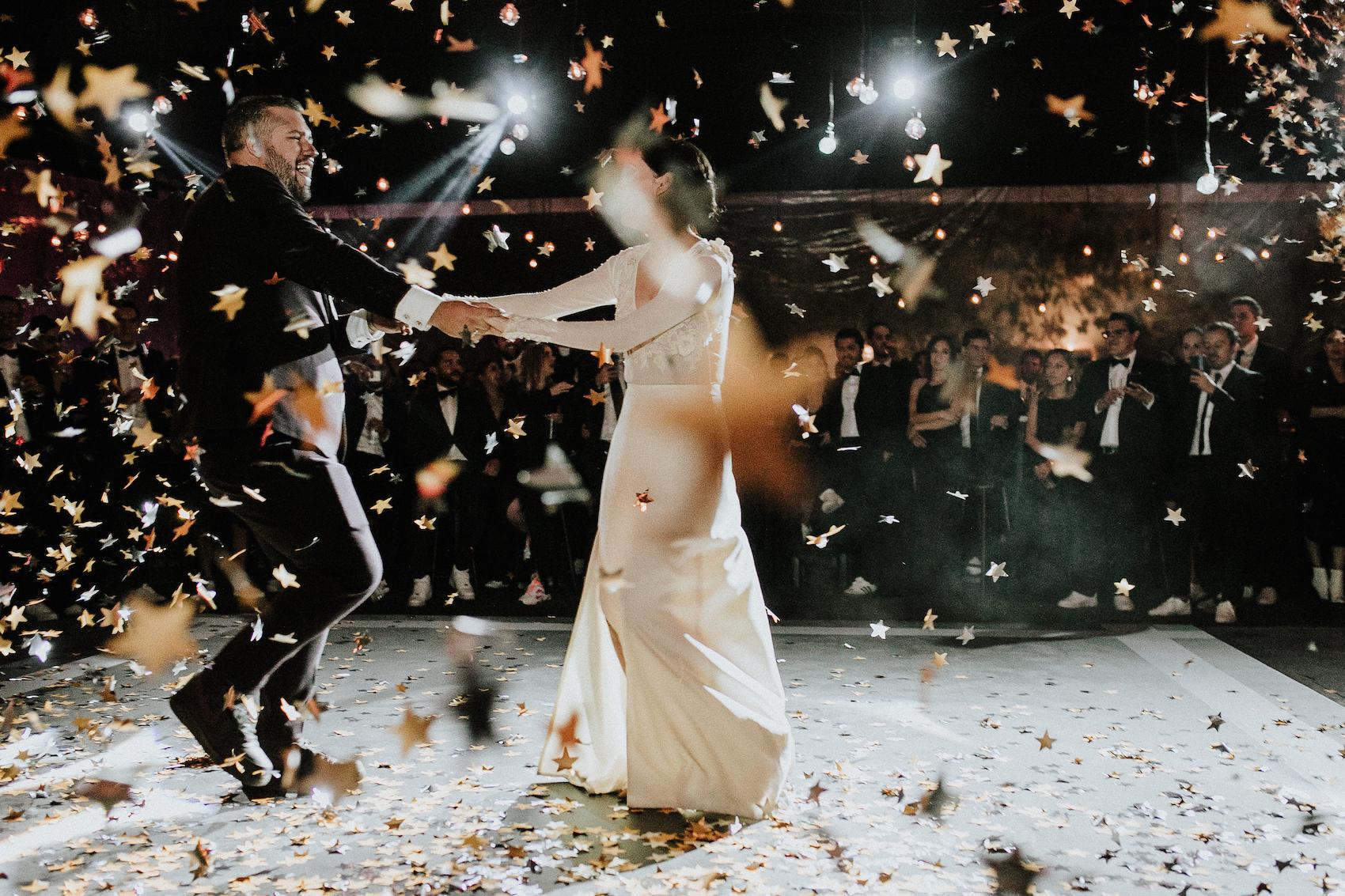 Vestido de novia Trista