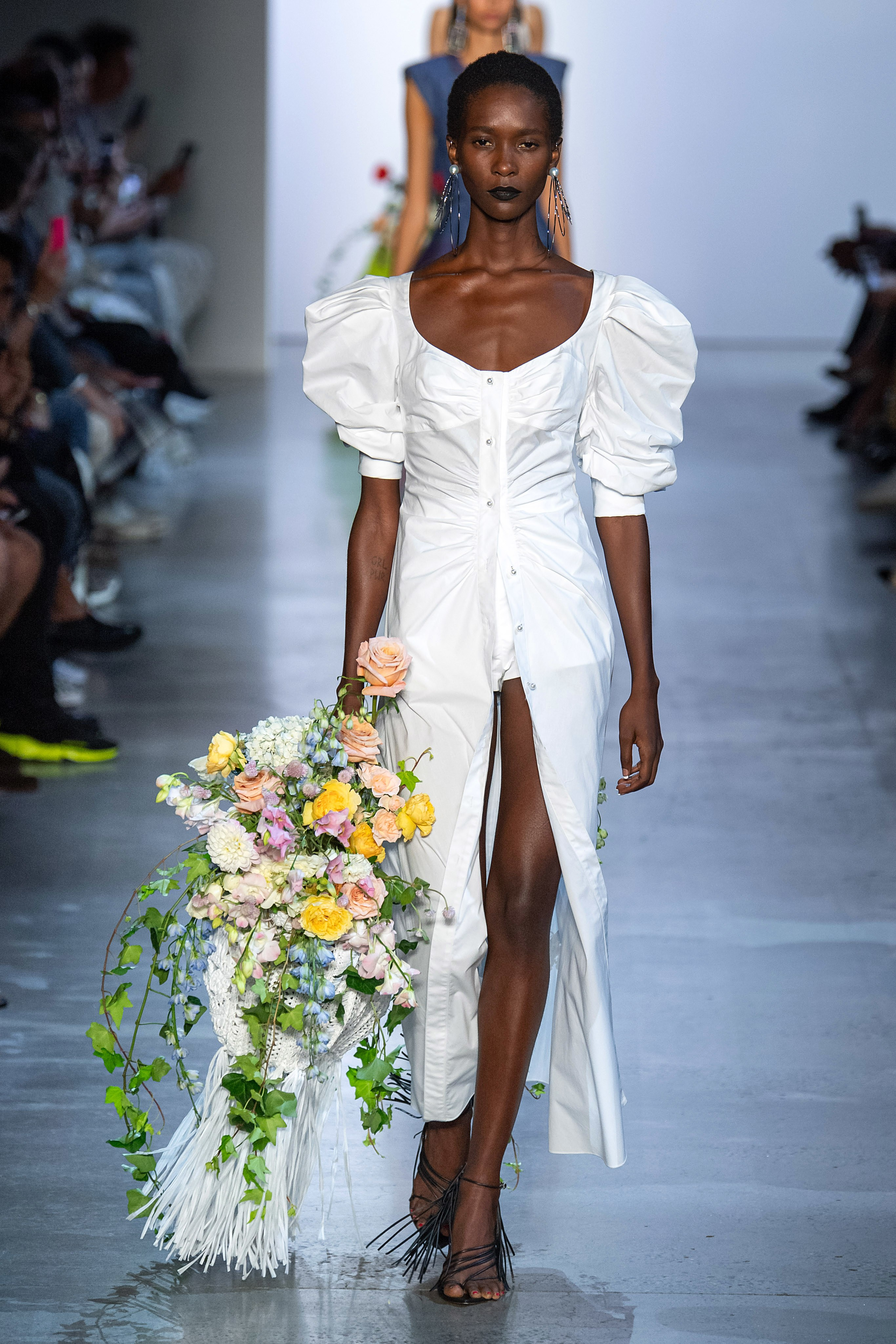 Inspiración para novias 2020 New York Fashion Week