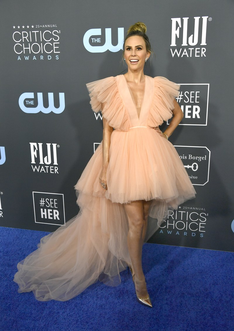 La alfombra roja de los Critics' Choice Awards