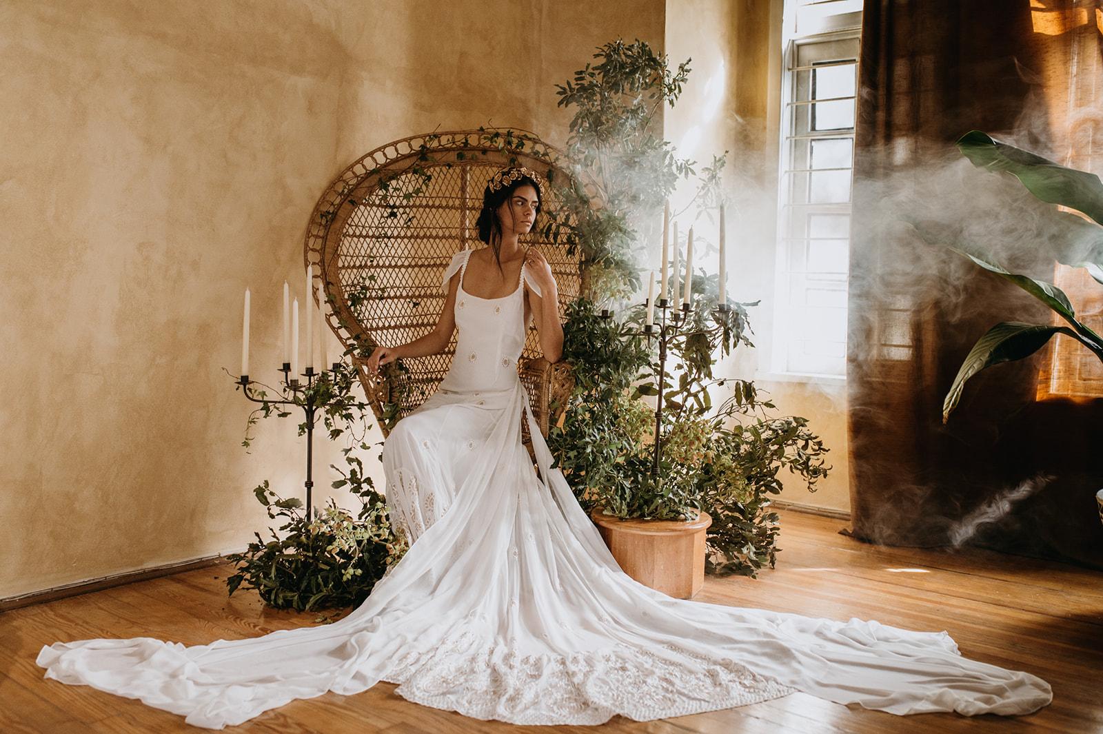 Las Valencia shooting de boda