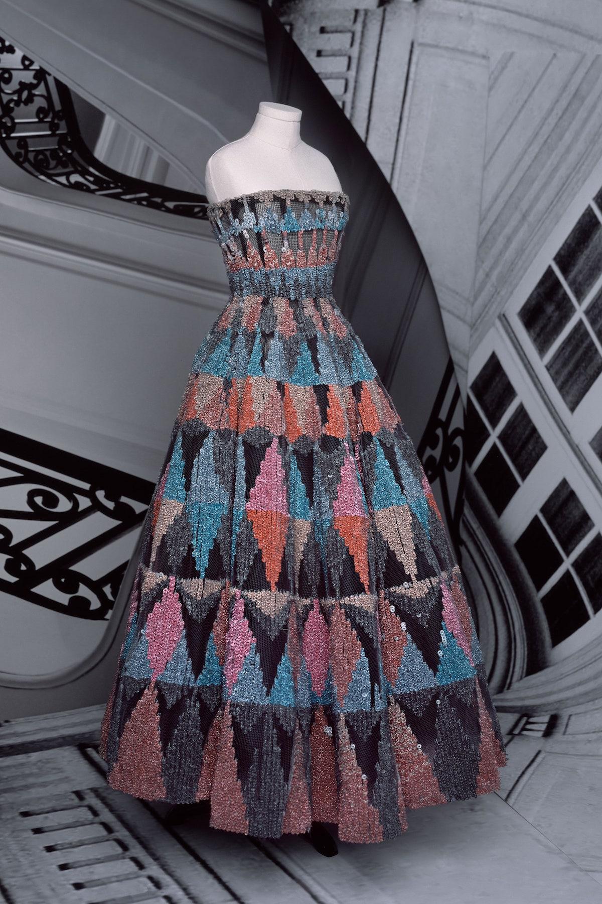 Dior alta costura otoño 2020