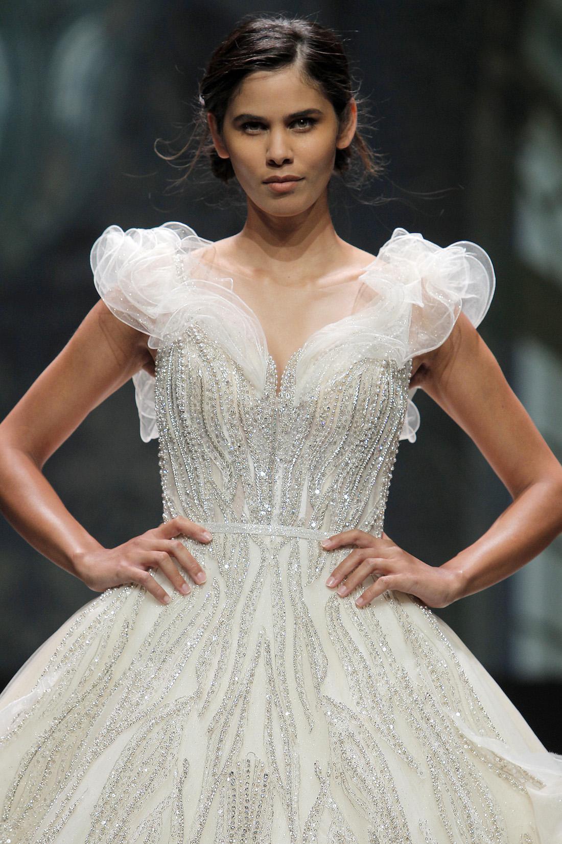 Vestidos de novia The Atelier 2021