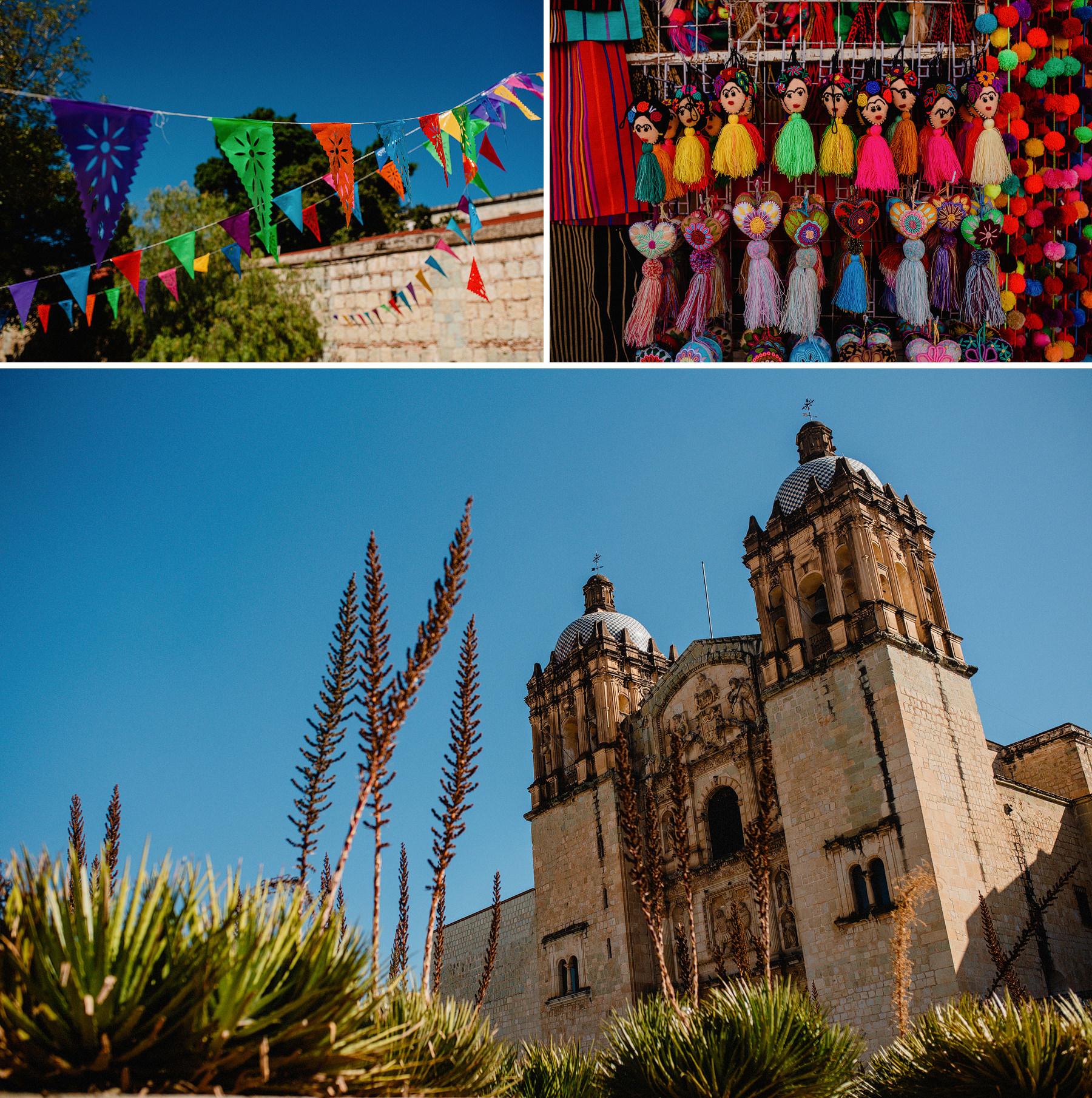 Boda vibrante en Oaxaca en Terraza Pitiona y Casa Antonieta