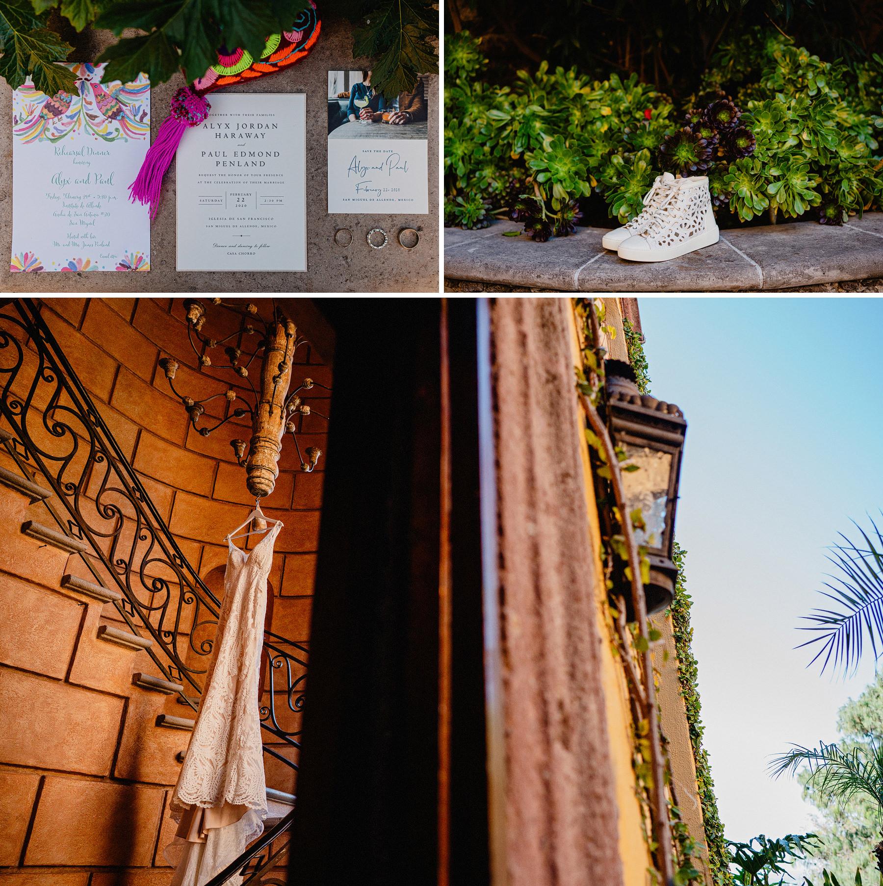 Boda en Casa Chorro, San Miguel de Allende