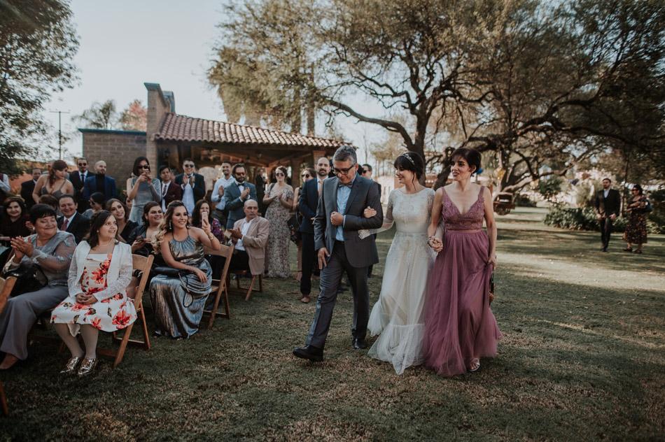boda estilo folk