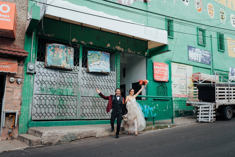Chido Wedding Editorial