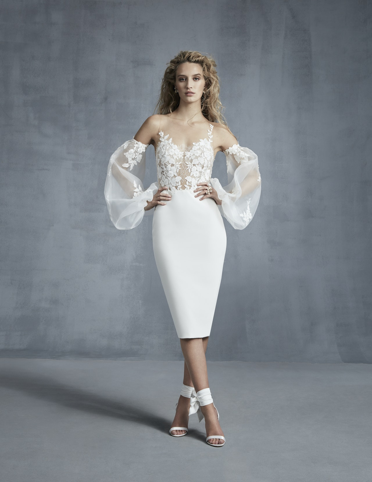 Vestidos de novia Ines di Santo 2021