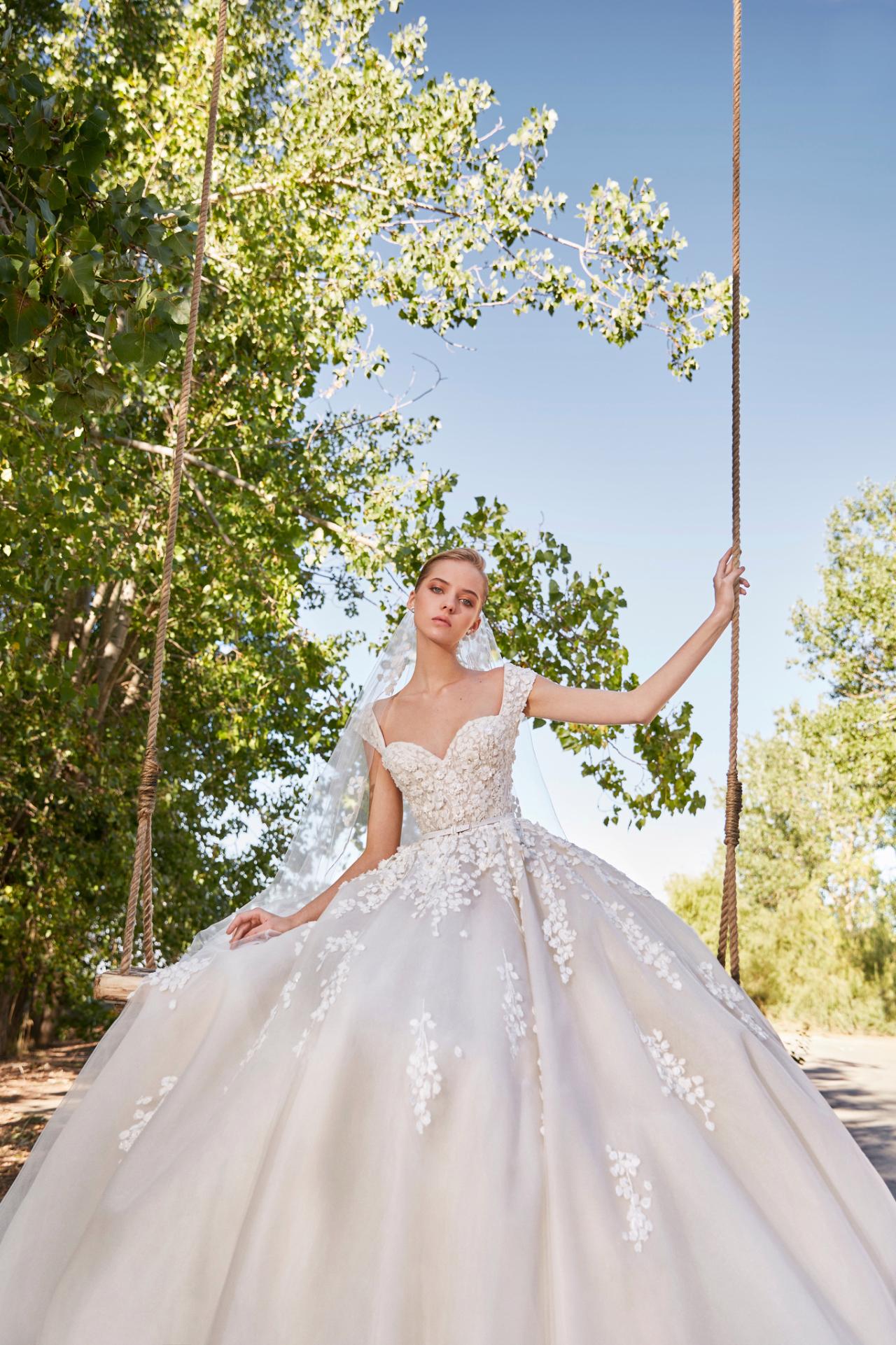 Vestidos de novia Elie Saab 2021